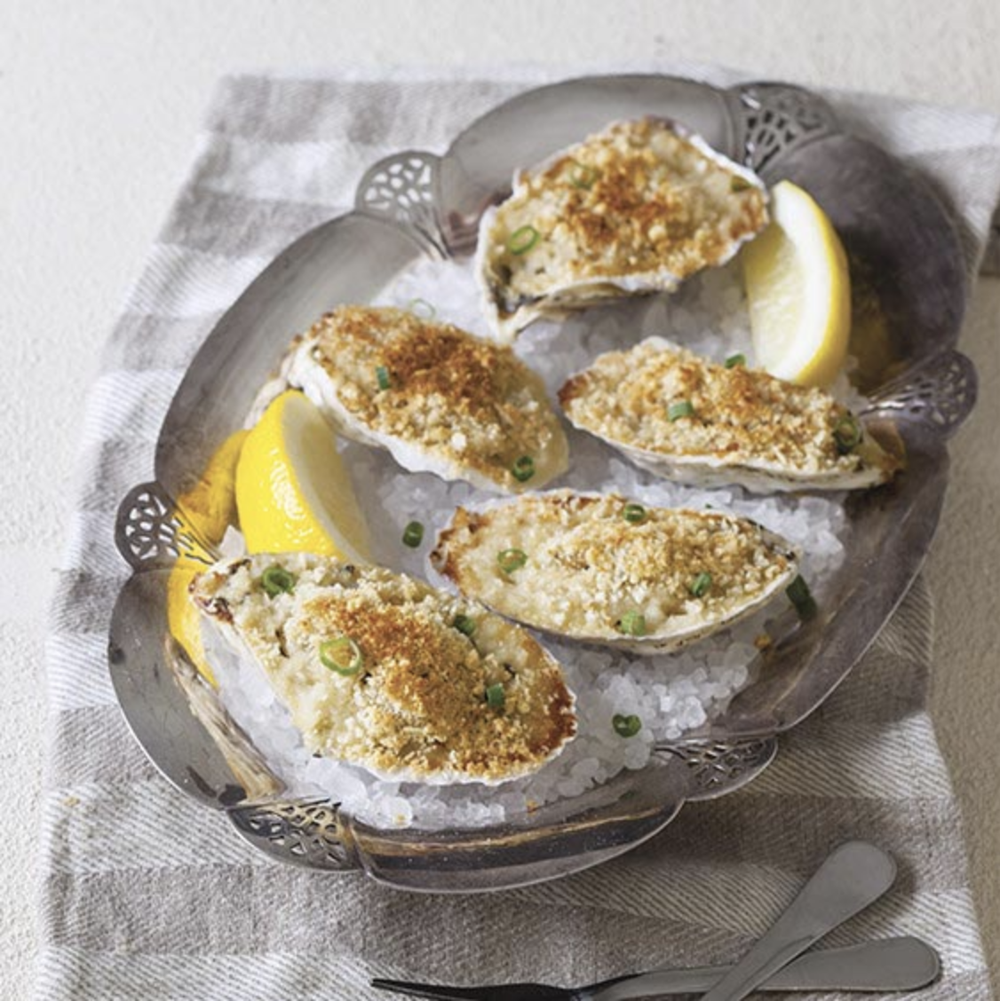 Oyster Bienville
